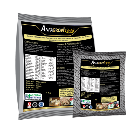 Poultry Growth Promoter Supplement